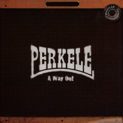 Perkele - A Way Out Picture Disc