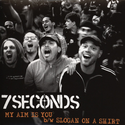 7Seconds - My Aim Is You