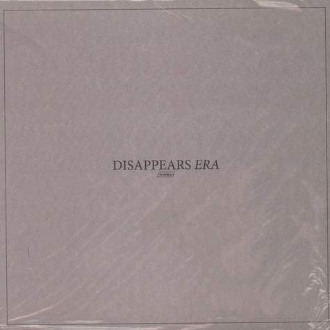 Disappears - Era