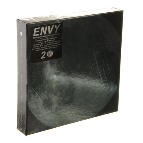 Envy - Invariable Will, Recurring Ebbs and Fl
