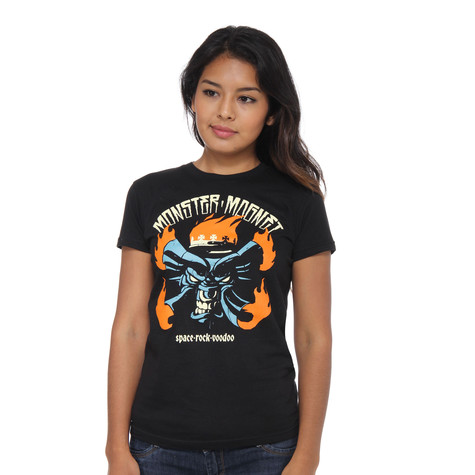 Monster Magnet - Rock Voodoo Blue Women T-Shirt