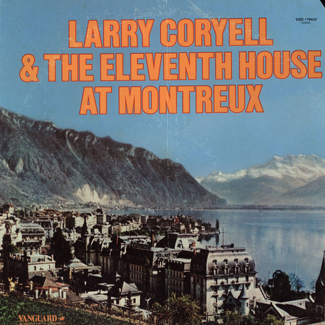 Larry Coryell & Eleventh House, The - At Montreux