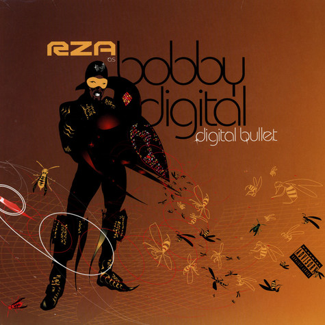 RZA as Bobby Digital - Digital Bullet