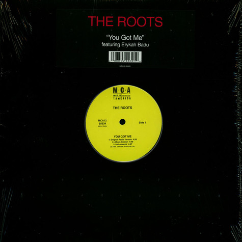 Roots, The - You Got Me feat. Erykah Badu