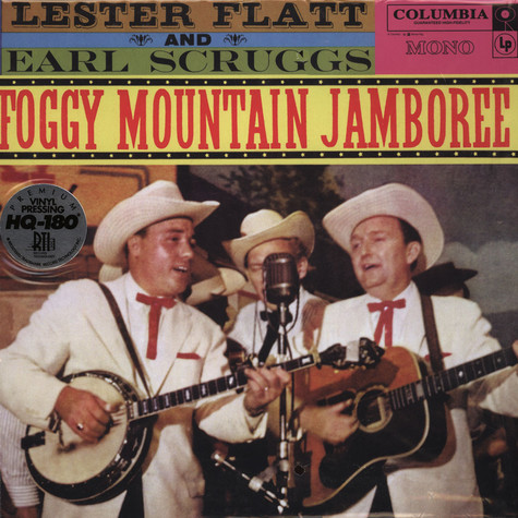 Lester Flatt and Earl Scruggs - Foggy Mountain Jamboree