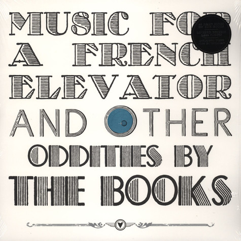 Books, The - Music For A French Elevator And Other Oddities