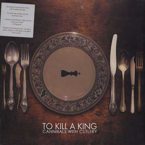 To Kill A King - Cannibals With Cutlery: Deluxe Edition