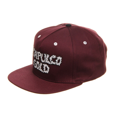 Acapulco Gold - Up In Smoke Snapback Cap