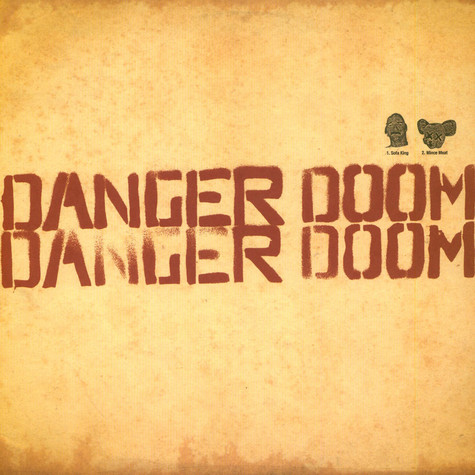 Dangerdoom (Dangermouse & MF Doom) - Sofa King