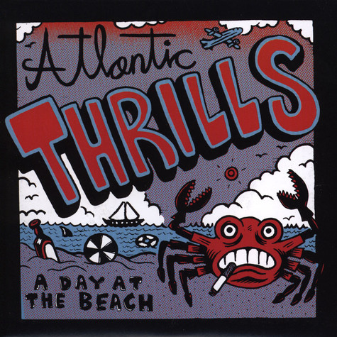 Atlantic Thrills - A Day At The Beach