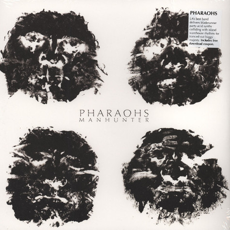Pharaohs - Manhunter