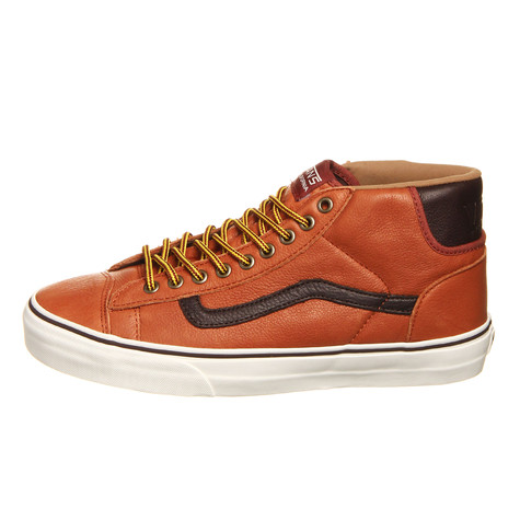 Vans - Mid Skool 77 CA (Pebble Leather)