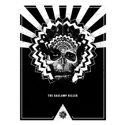 Gaslamp Killer, The - My Troubled Mind Poster