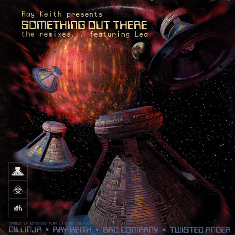 Ray Keith - Something Out There - The Remixes