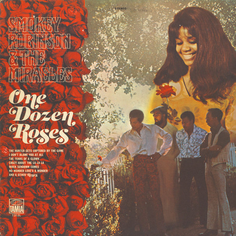 Miracles, The - One Dozen Roses