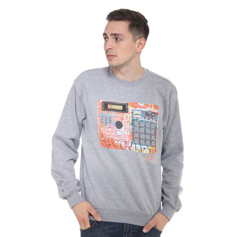 Acrylick - MPC Subway Crewneck Sweater