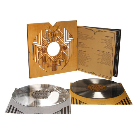 V A Ost The Great Gatsby Gold Amp Platinum Metallized