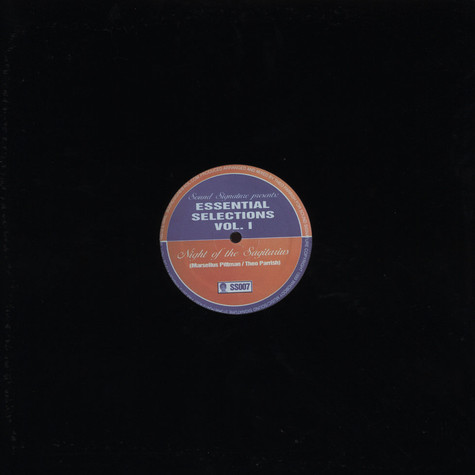 Theo Parrish And Marcellus Pittman - Essential Selections