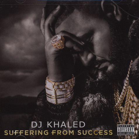 DJ Khaled - Suffering From Success Deluxe Version