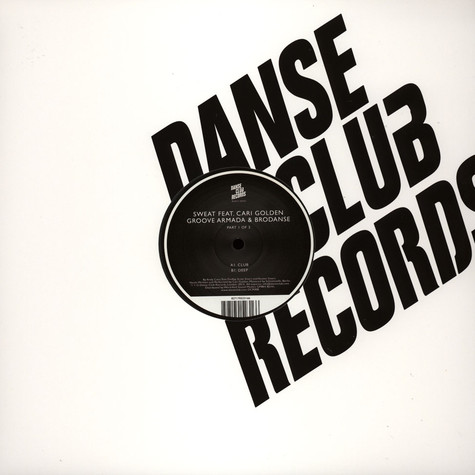 Groove Armada / Brodanse / Cari Golden - Sweat EP