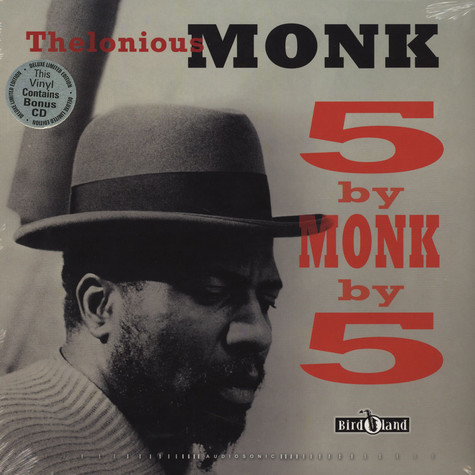 Thelonious Monk - 5 By Monk By 5 Remastered