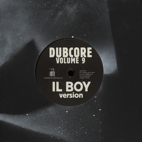 Il Boy - Dubcore Volume 9