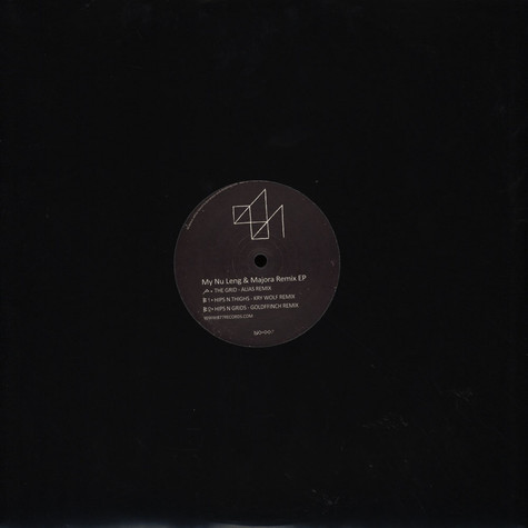 My Nu Leng - The Grid / Hips N Thighs Remix EP