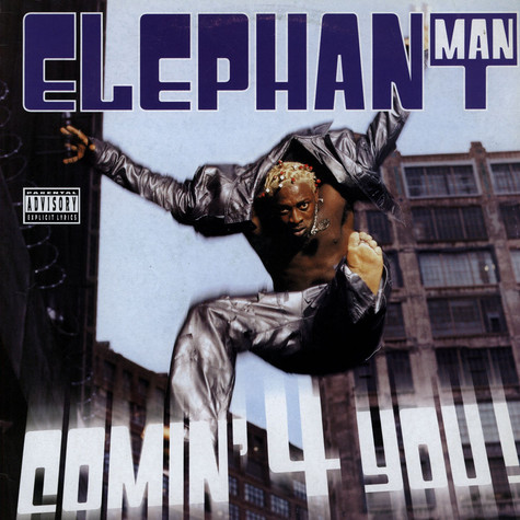 Elephant Man - Comin 4 You