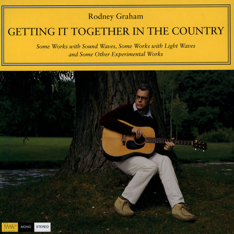 Rodney Graham - Getting It Together In The Country