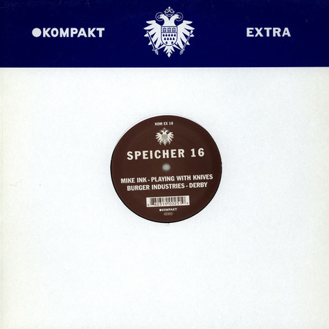 Mike Ink / Burger Industries - Speicher 16