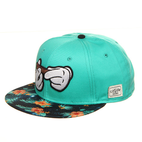 Cayler & Sons - #spacedout Snapback Cap