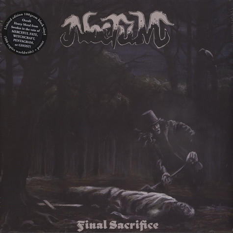 Noctum - Final Sacrifice Colored Vinyl Edition