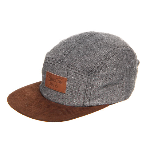Brixton - Cavern Cut & Sew 5 Panel Cap