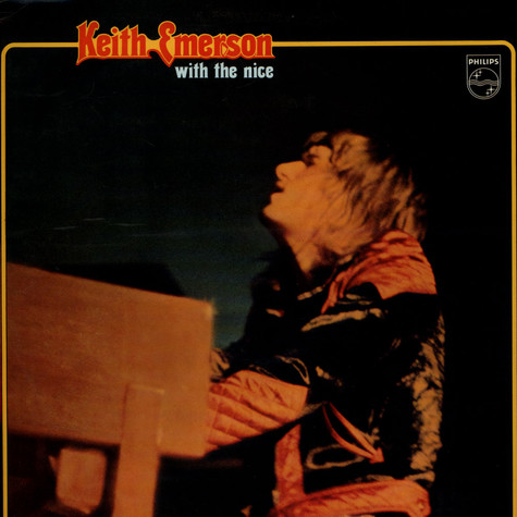 Keith Emerson With Nice, The - Keith Emerson With The Nice