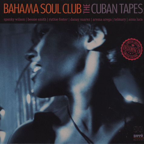 Bahama Soul Club, The - The Cuban Tapes