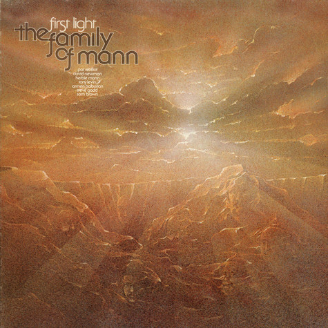Family Of Mann, The - First Light