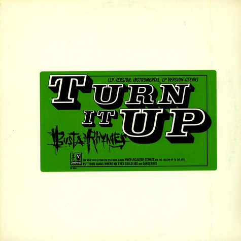 Busta Rhymes - Turn It Up (Remix)
