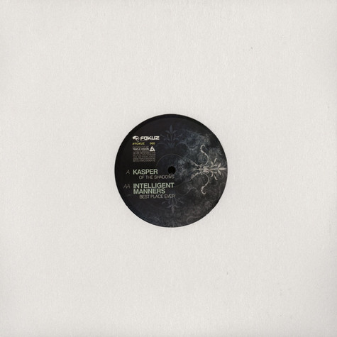 Kasper / Intelligent Manners - Best Place Ever EP