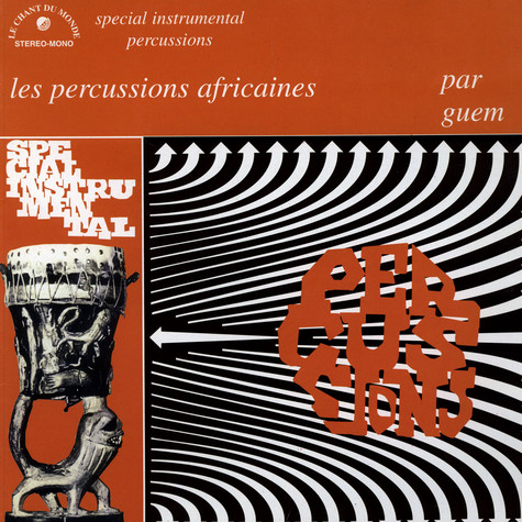 Guem - Percussions Africaines