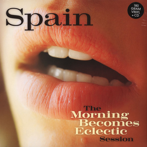Spain - The Morning Becomes Eclectic Session