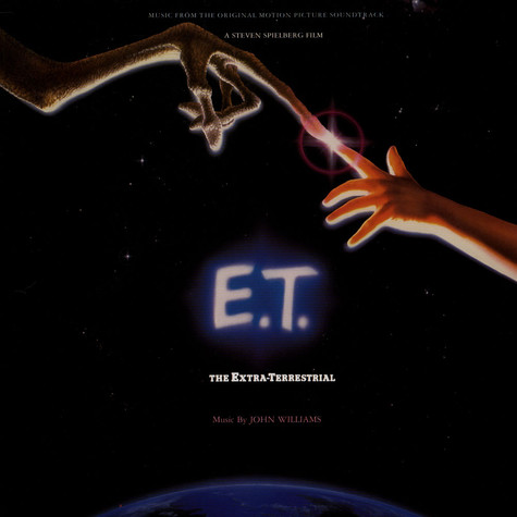 John Williams - OST E.T. The Extra-Terrestrial