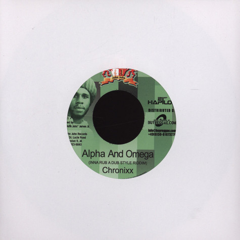 Chronixxx / Michael Rose - Alpha And Omega / Rude Bwoy