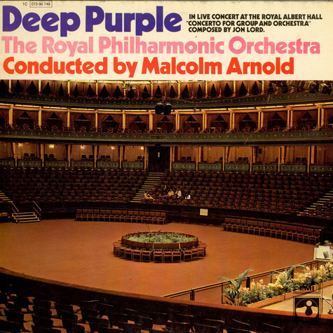 Deep Purple, Royal Philharmonic Orchestra, The, Malcolm Arnold - Concerto For Group And Orchestra