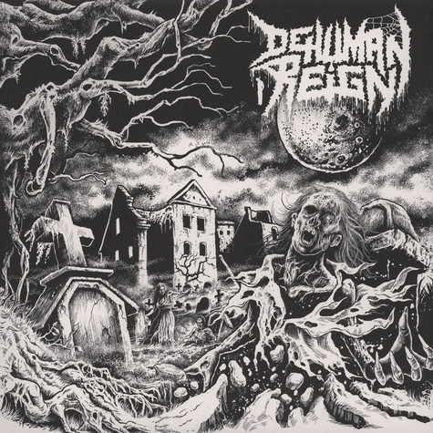 Dehuman Reign - Destructive Intent