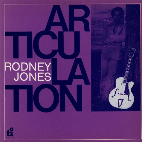 Rodney Jones - Articulation