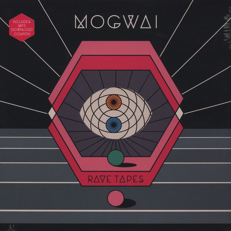 Mogwai - Rave Tapes Limited Edition