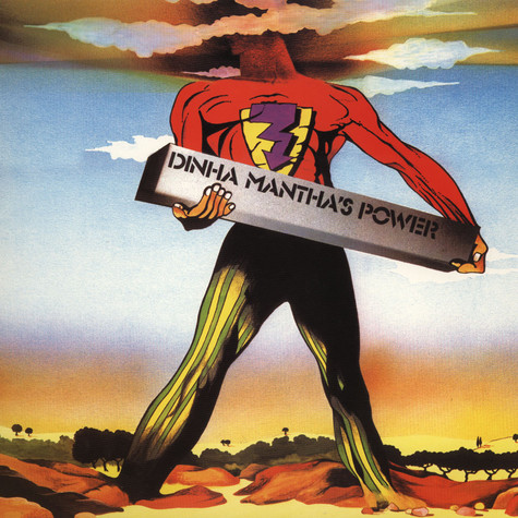 Daniel Janin - Dinha Mantha's Power