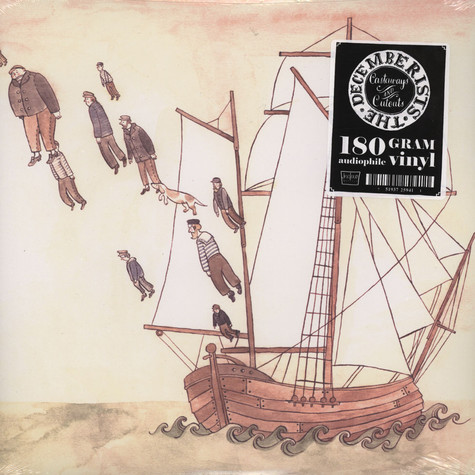 Decemberists, The - Castaways And Cutouts