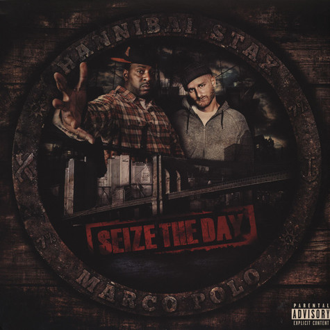 Hannibal Stax & Marco Polo - Seize The Day