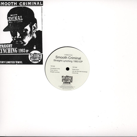 Smooth Criminal - Straight Lynching 1993 EP